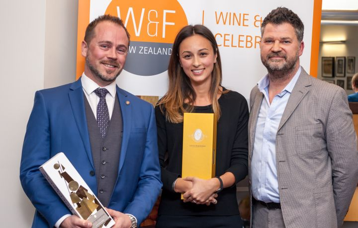 NZ Sommelier of the Year Awards 2018